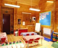 Bespoke Log Cabins - New Forest Log Cabins - Briary Pre-School Log Classroom 2