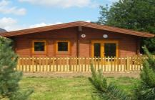 New Forest Log Cabins - Somer Park Primary School Thumb
