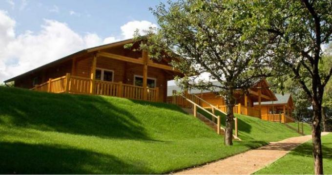Holybush Log Chalets and Lodges 7