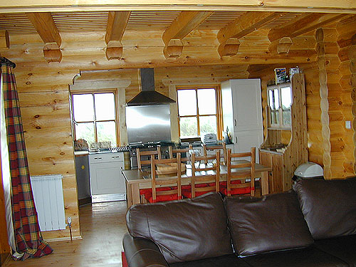 Residential Log Cabins For Sale Beautifully Crafted Log