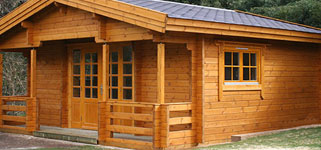 Bespoke Log Cabins - Student Lodging