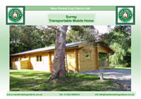 Surrey Mobile Home Brochure