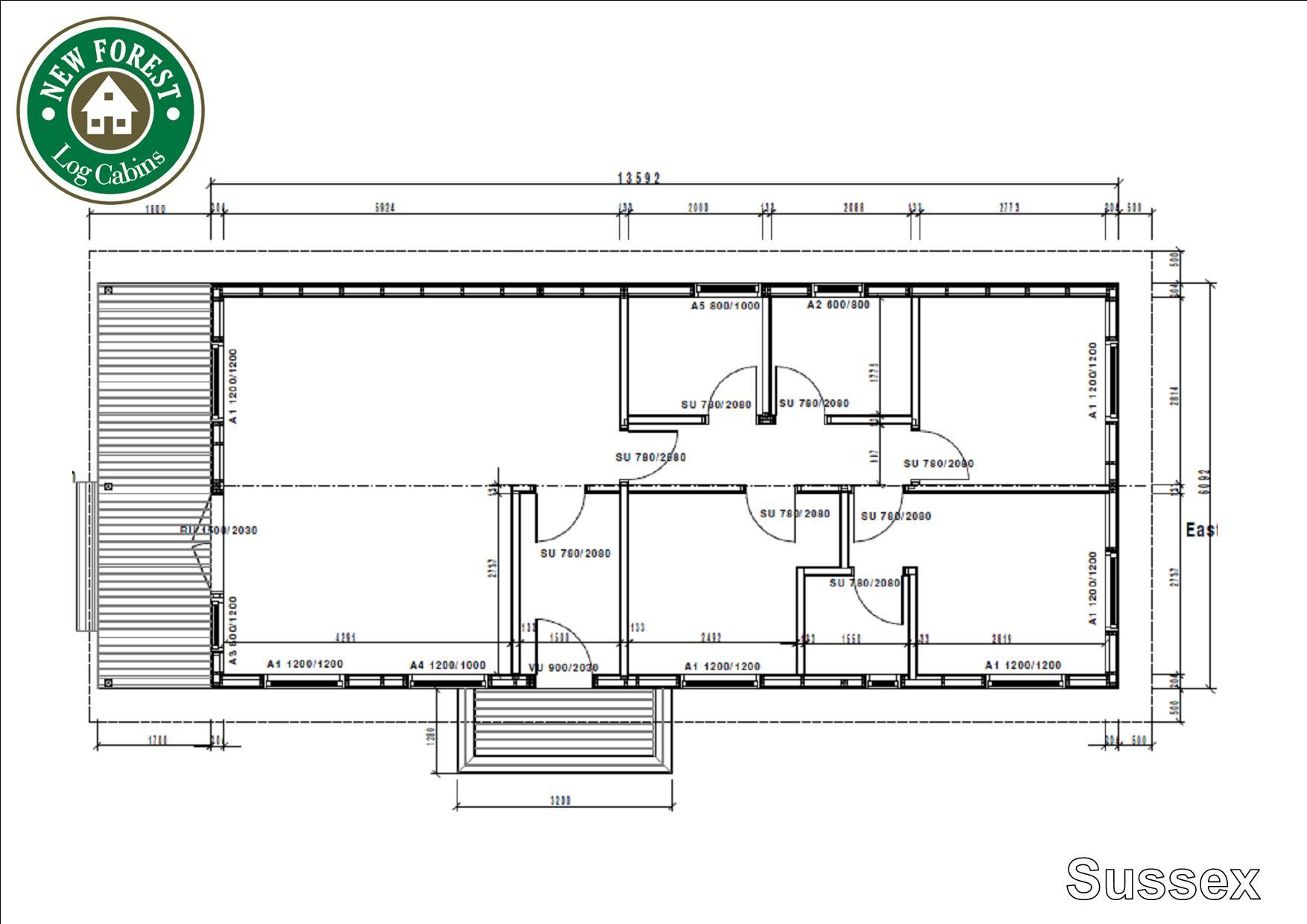 mobile log home designs