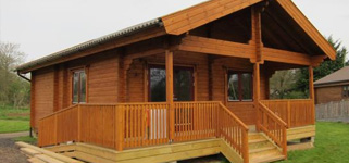 Bespoke Log Cabins - Weekend cabin